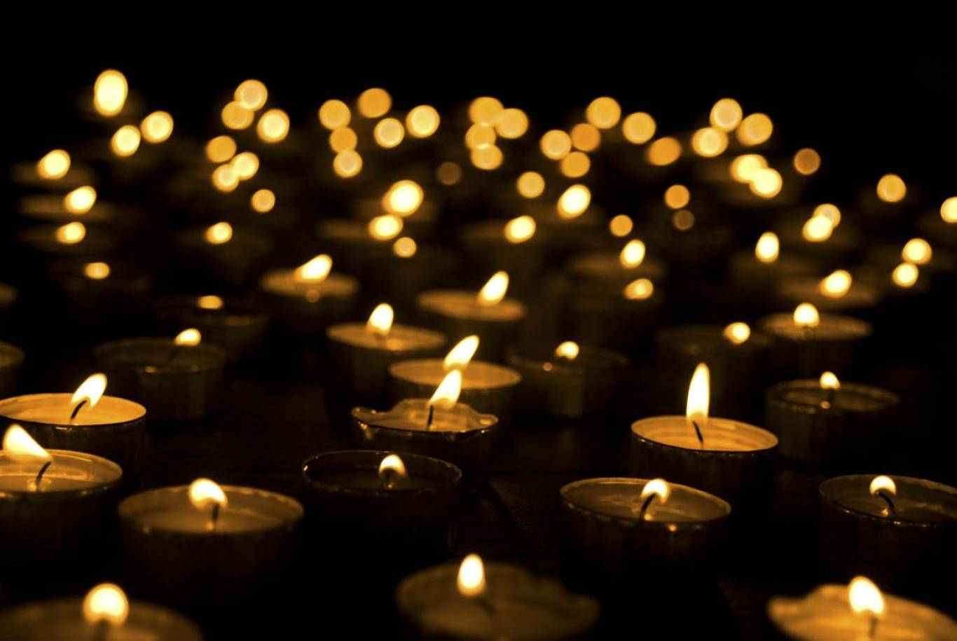 Свічка Пам'яті. До Дня пам'яті жертв голодомору