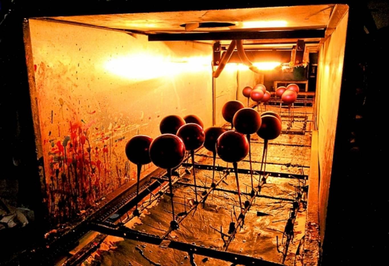 Фабрика ялинкових прикрас+Океанаріум!