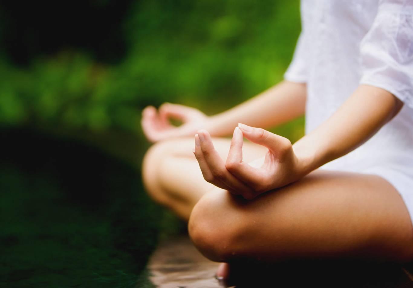 Майстер-клас з буддійської медитації