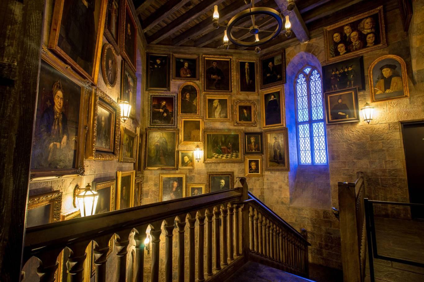 Школа чарівників у музеї Ханенків