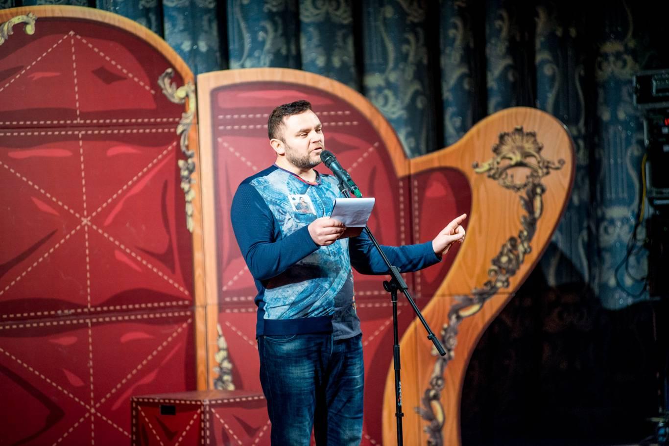 «Вар'яти Шоу» у Вінниці. Нова програма