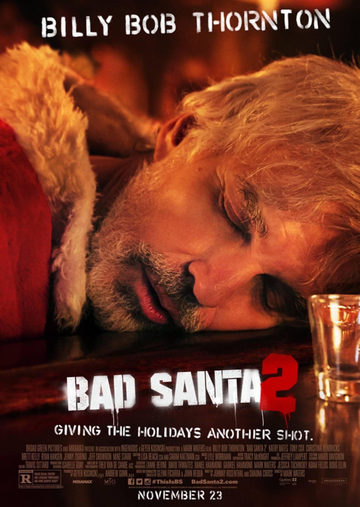 """Комедія """"Поганий Санта 2"""""""
