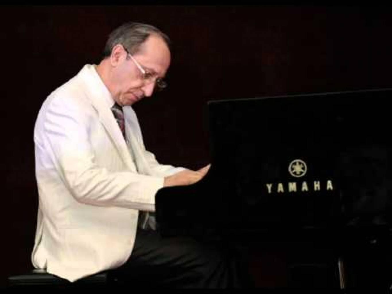 Концерт піаніста В`ячеслава Полянського