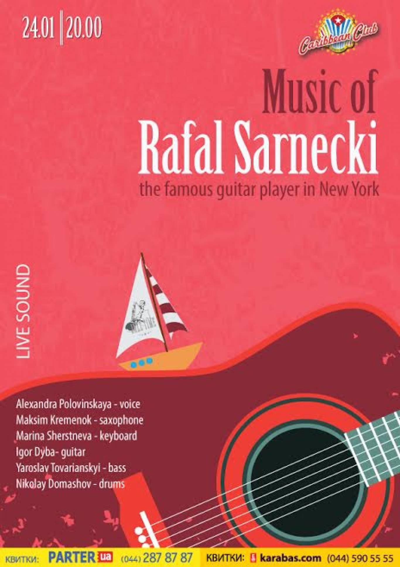 Music of Rafal Sarnecki