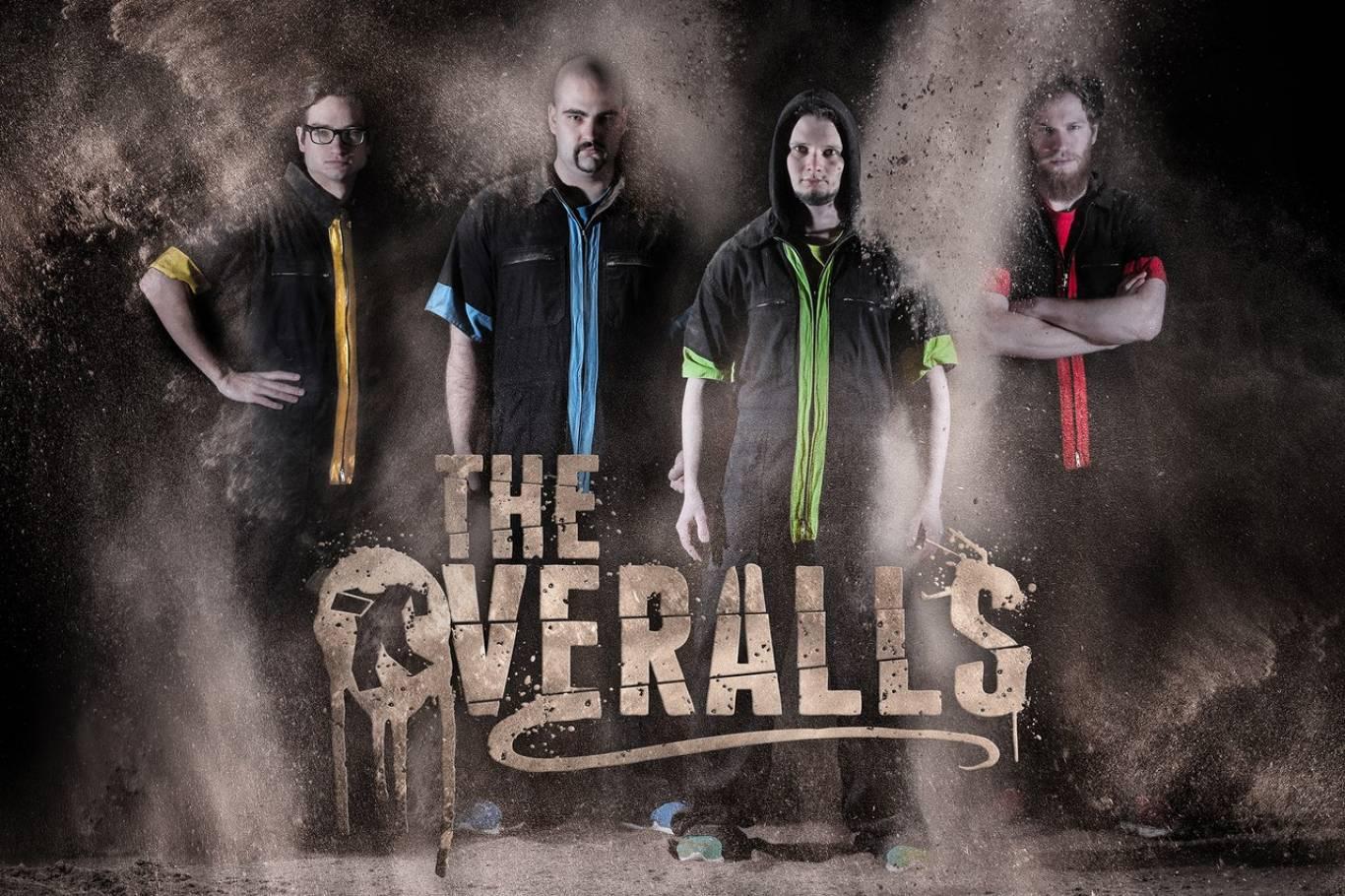 """Концерт австрійського рок-гурту """"OverAlls"""""""