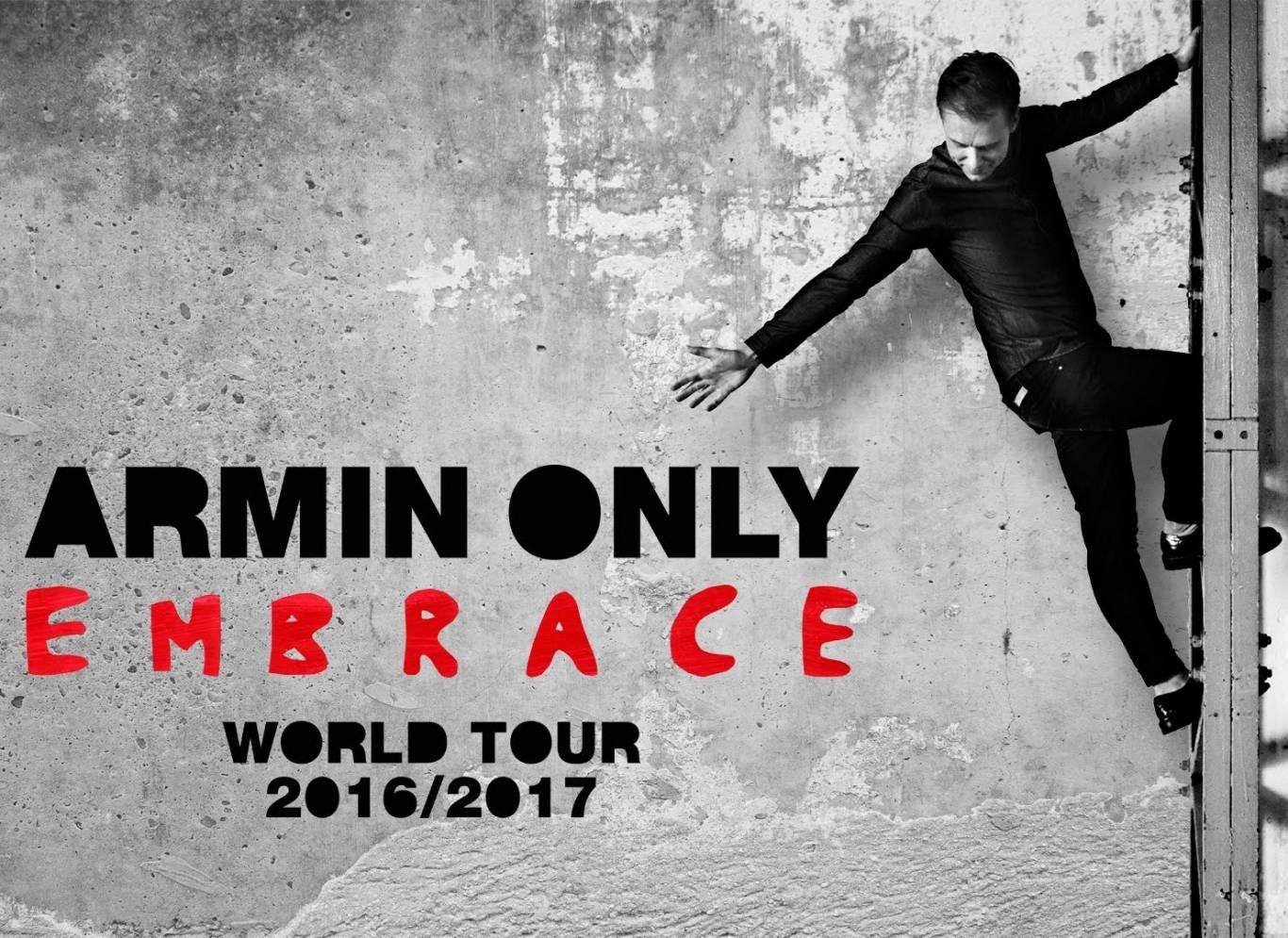Автобусный тур на Armin Only Embrace