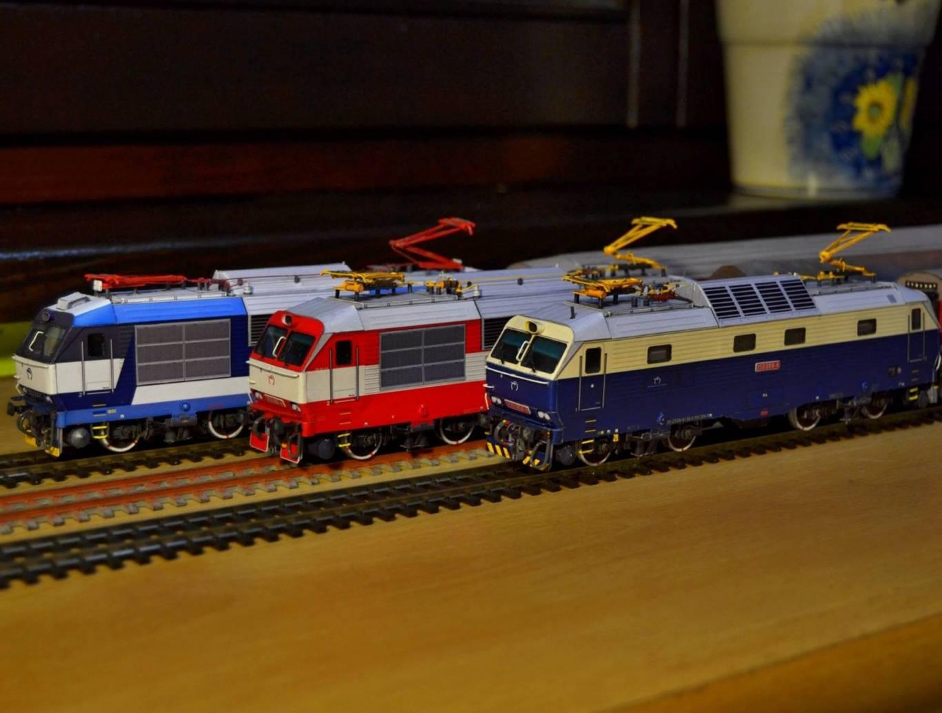 Train Hobby Days 2017