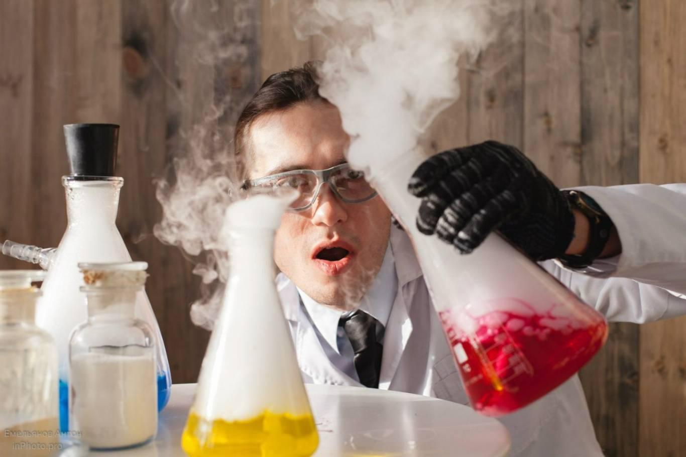 """Наукове шоу від """"Шаленої лабораторії"""""""