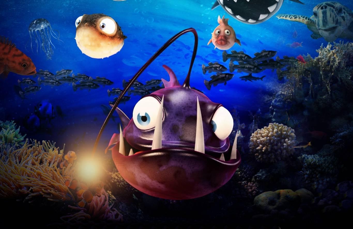 Рибки, мультфільм