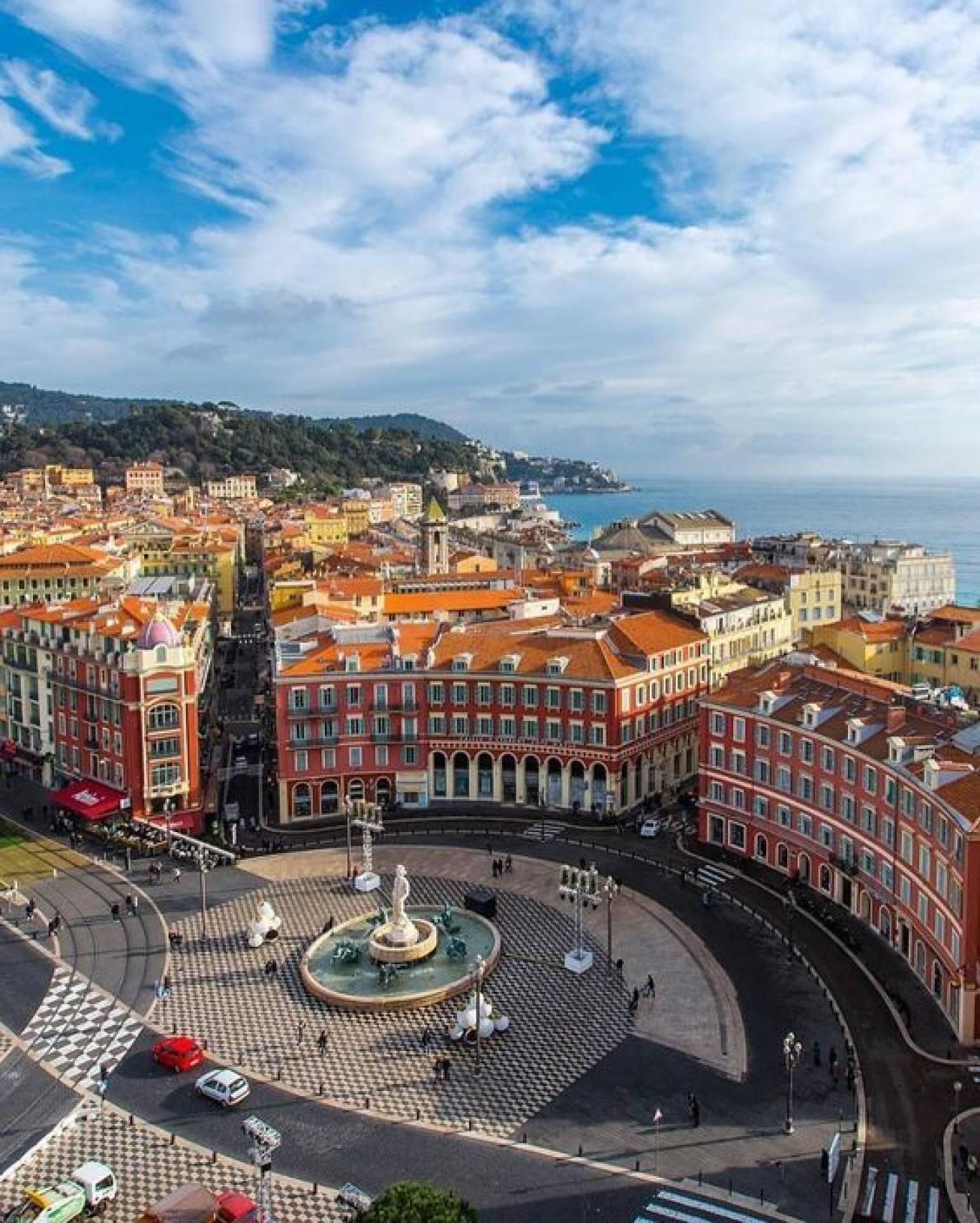 Морський подих Іспанії та Франції
