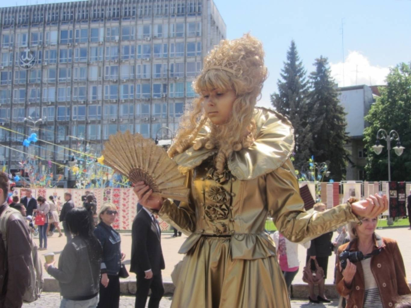 День Європи у Вінниці!