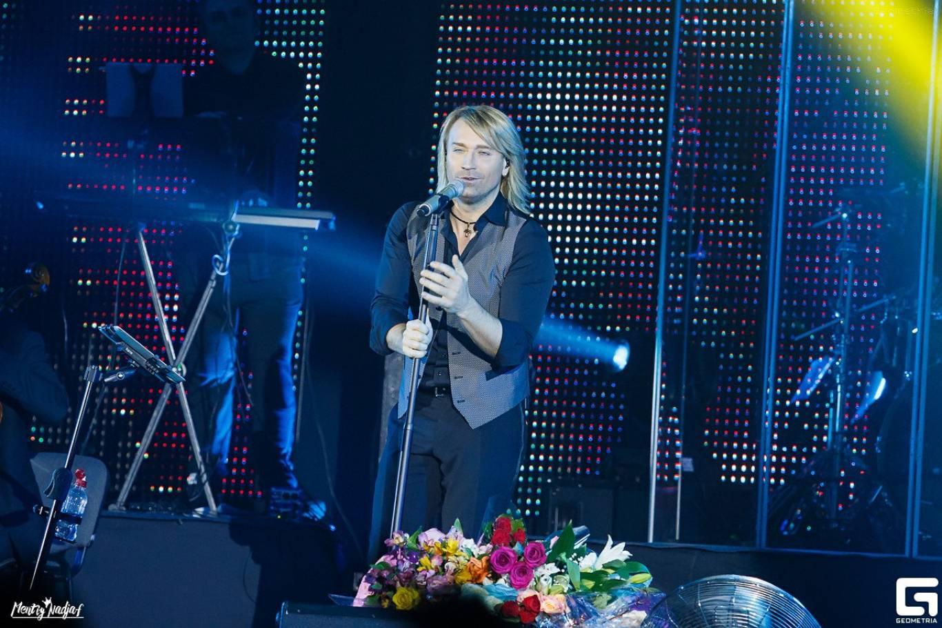 Олег Винник з концертом у Вінниці