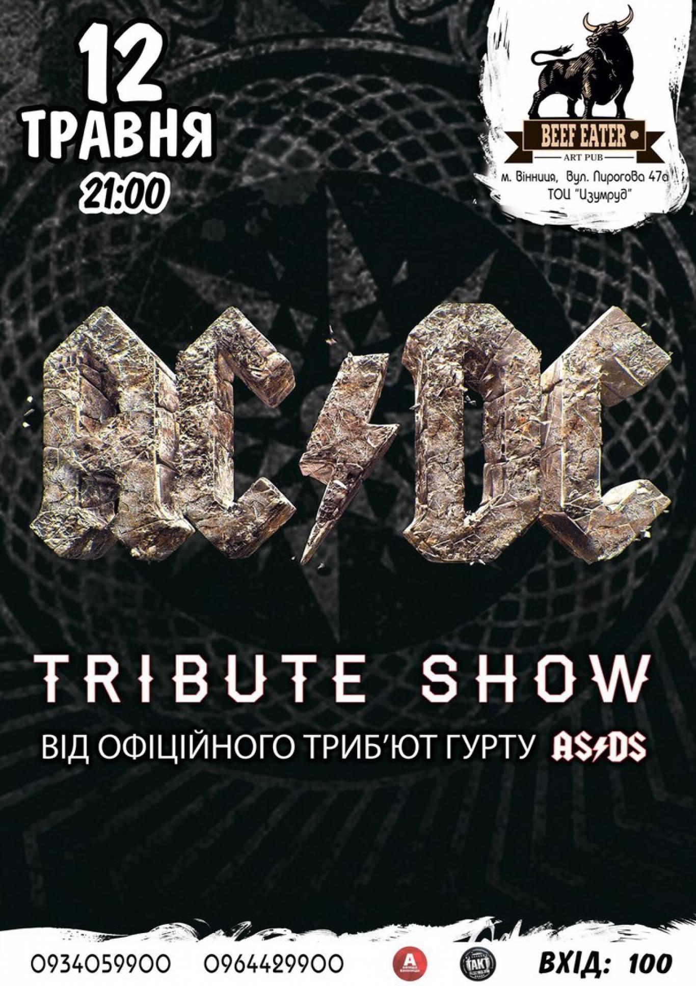 Триб'ют AC/DC у Вінниці