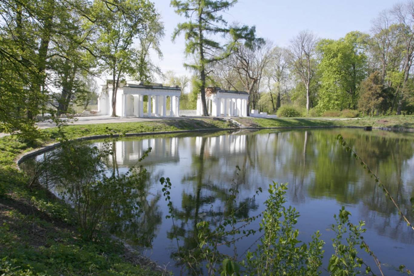 Парк Олександрія та Буцький парк