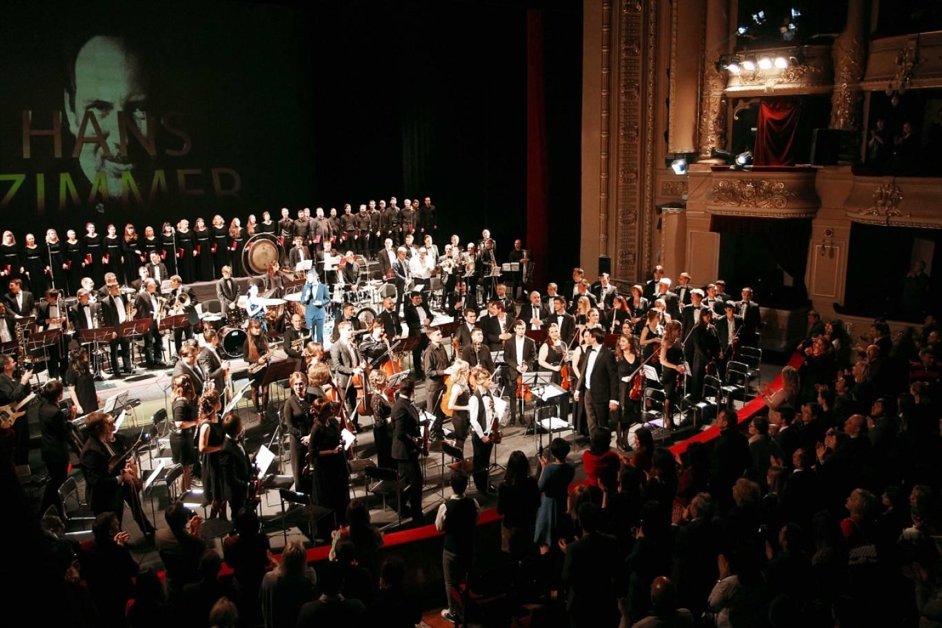 "Lords of the Sound ""Interstellar Concert"""
