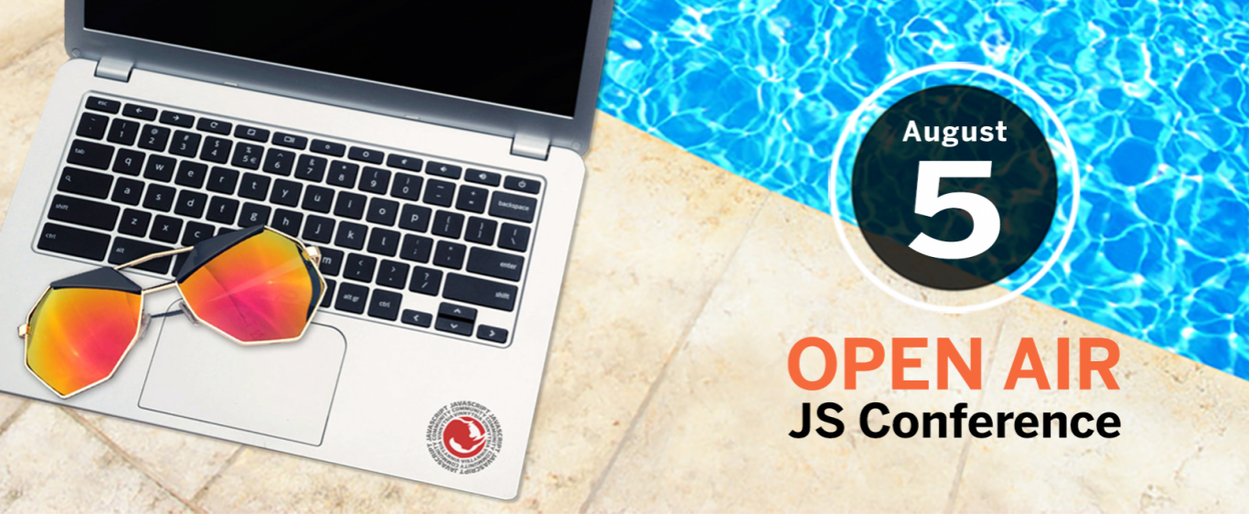 """Конференція """"Vinnytsia JS"""" в форматі Open-Air"""