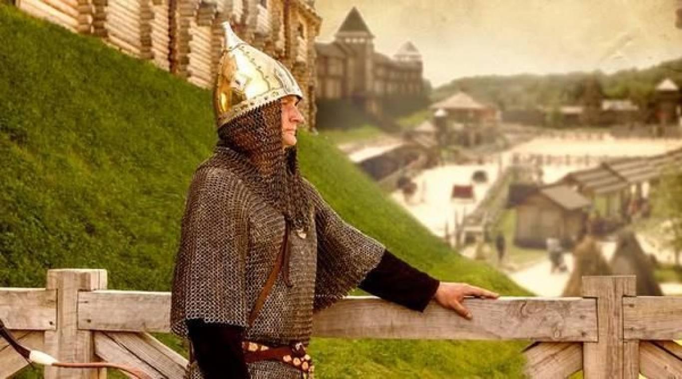 """Святкування Хрещення Русі в парку """"Київська Русь"""""""