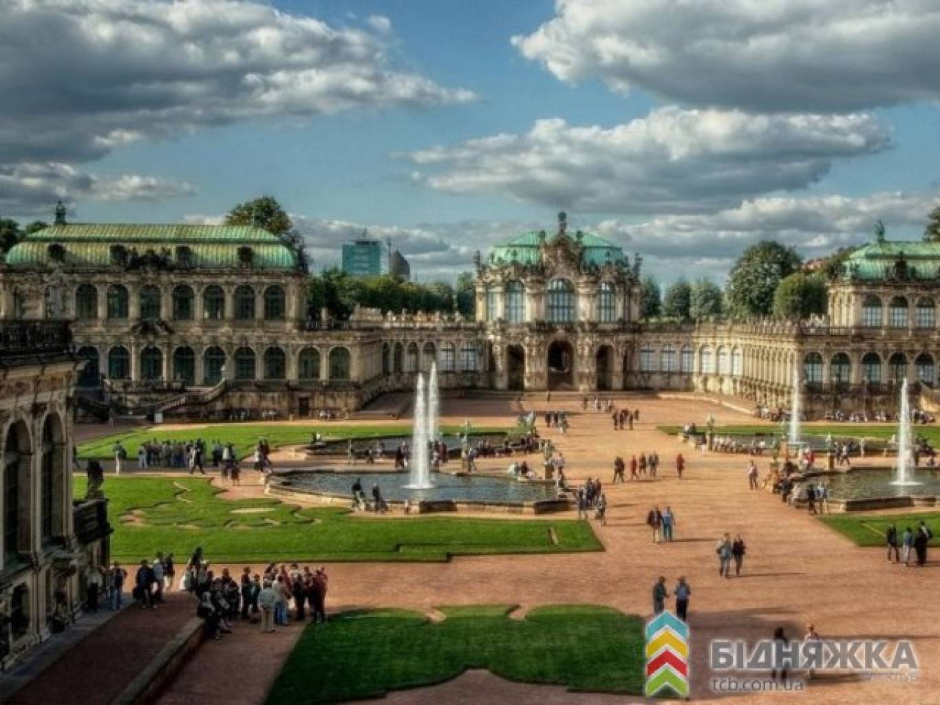 Знаменитая Дрезденская галерея и ее коллекция