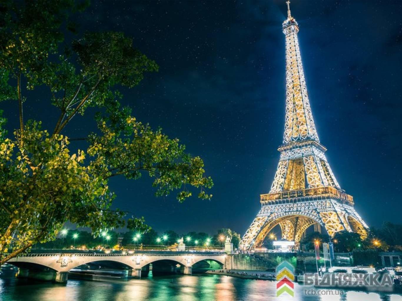 Осінній Париж - подорож Європою