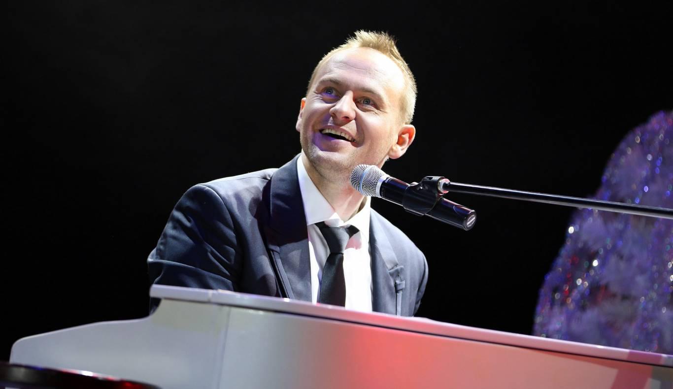Павло Табаков з концертом «Любов Жива» у Вінниці