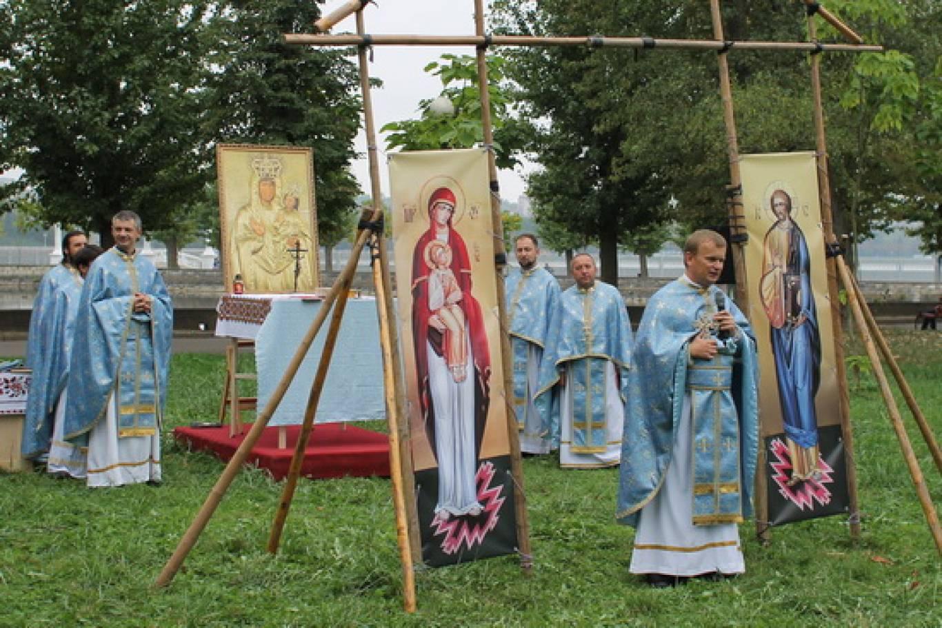 Свято Християнської Молоді у Тернополі