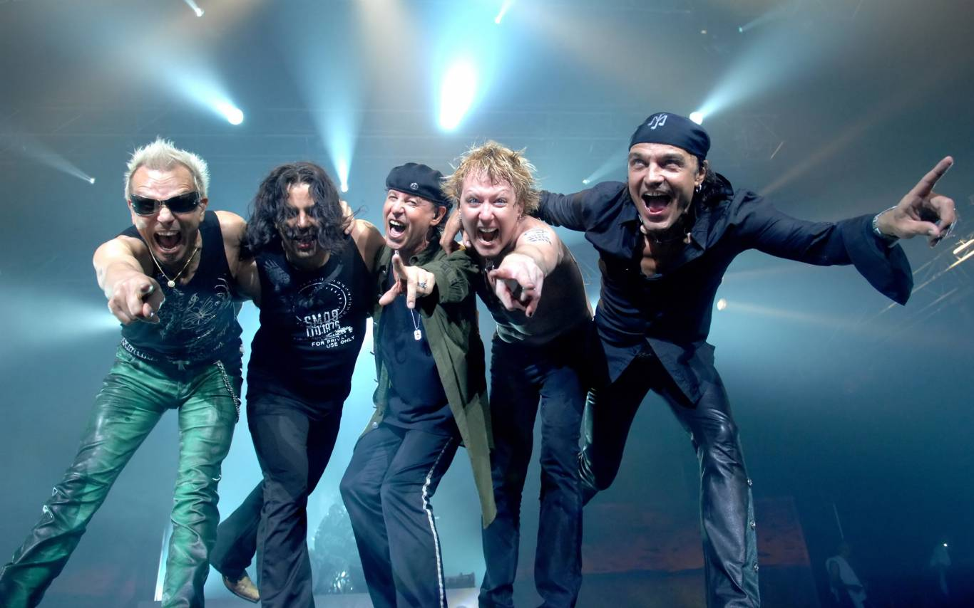 "Концерт ""Scorpions"""