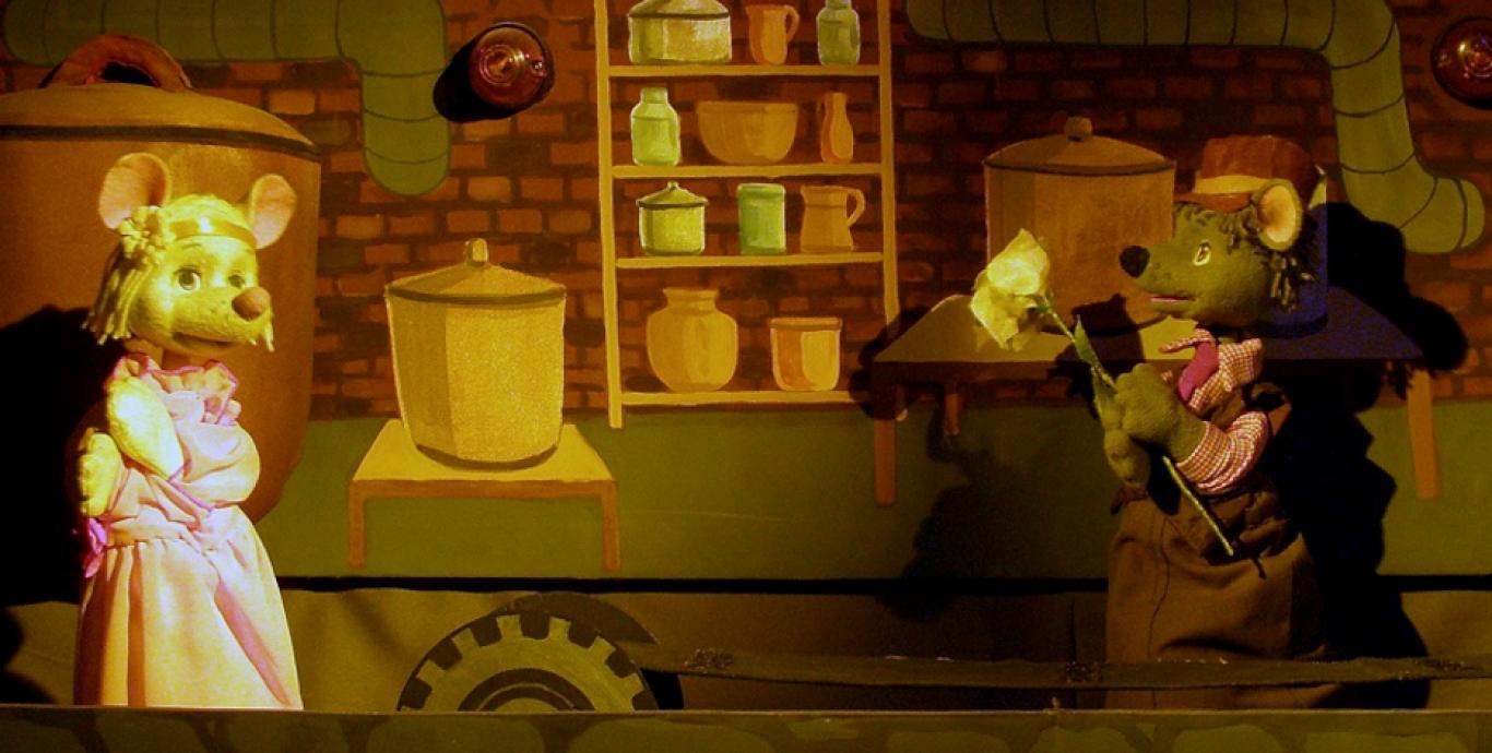 Всі миші люблять сир - мюзикл для дітей