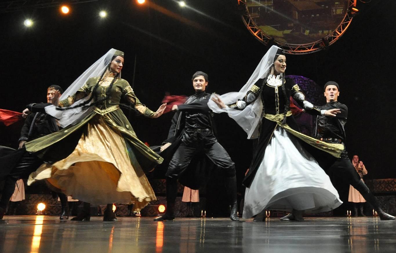 Концерт ансамбль КУТАИСИ