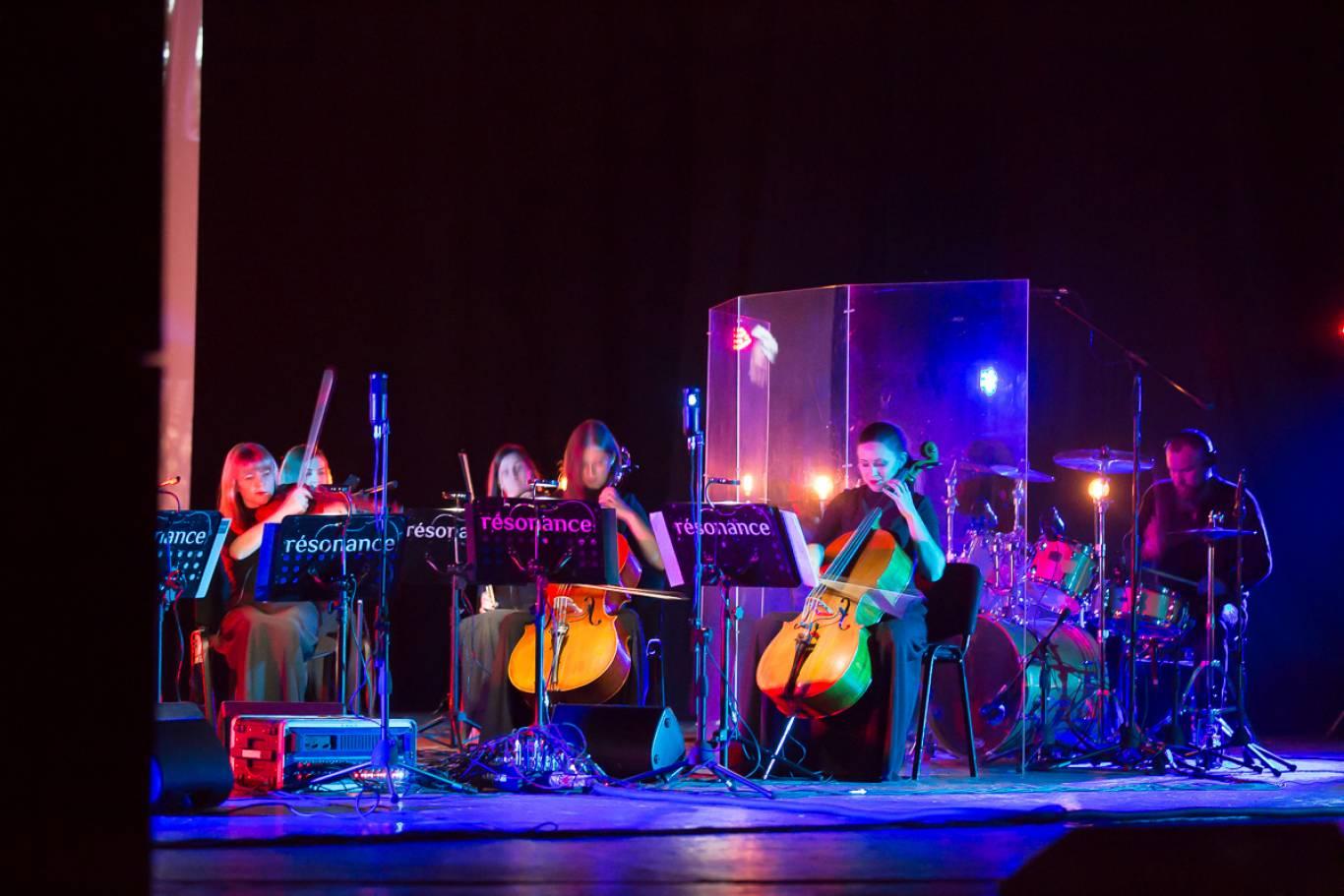 Концерт Группа «resonance», Пятилетие оркестра