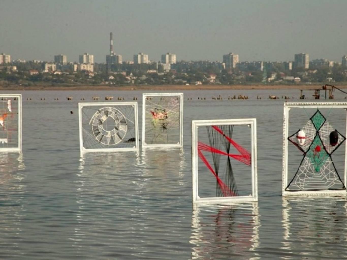 "Ленд-арт фестиваль ""Паутина-2017"""
