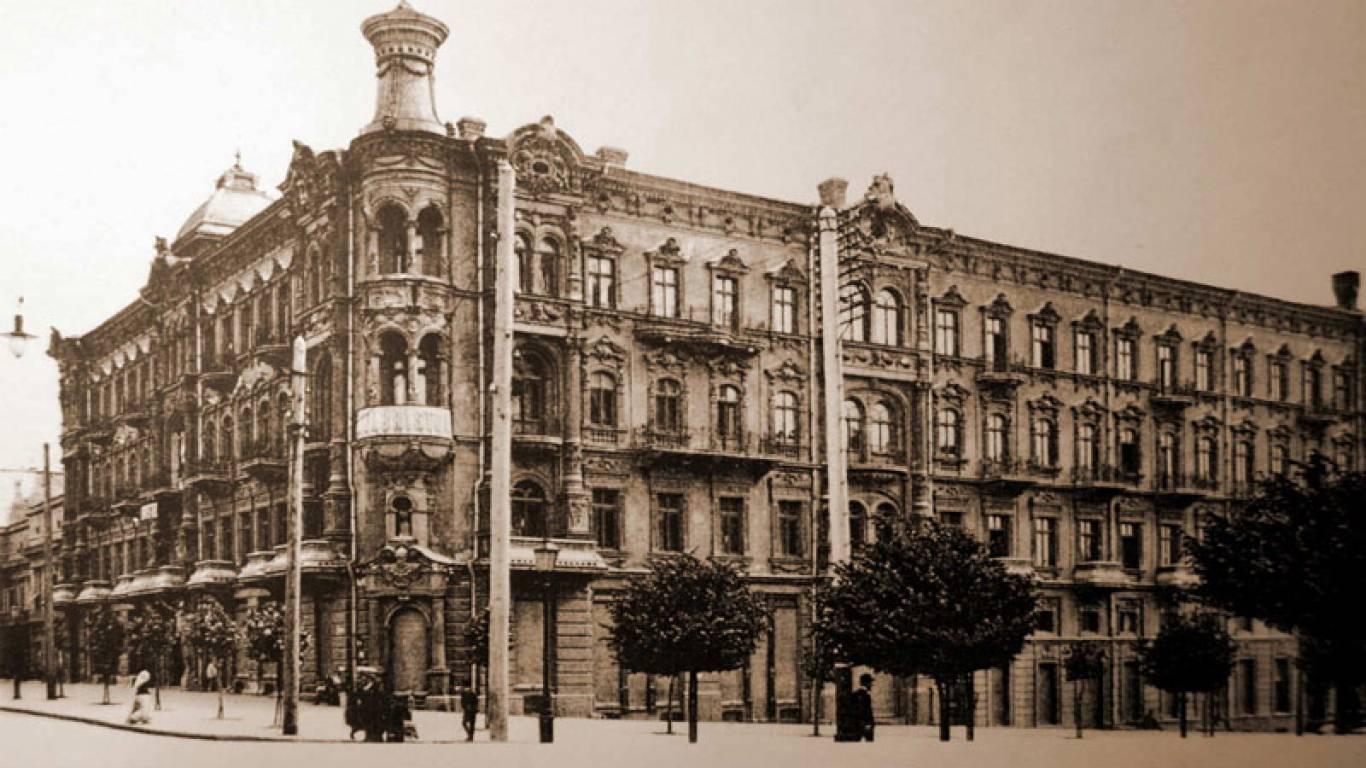 Наследие Бернардацци. Рассказ, историко-архитектурное путешествие