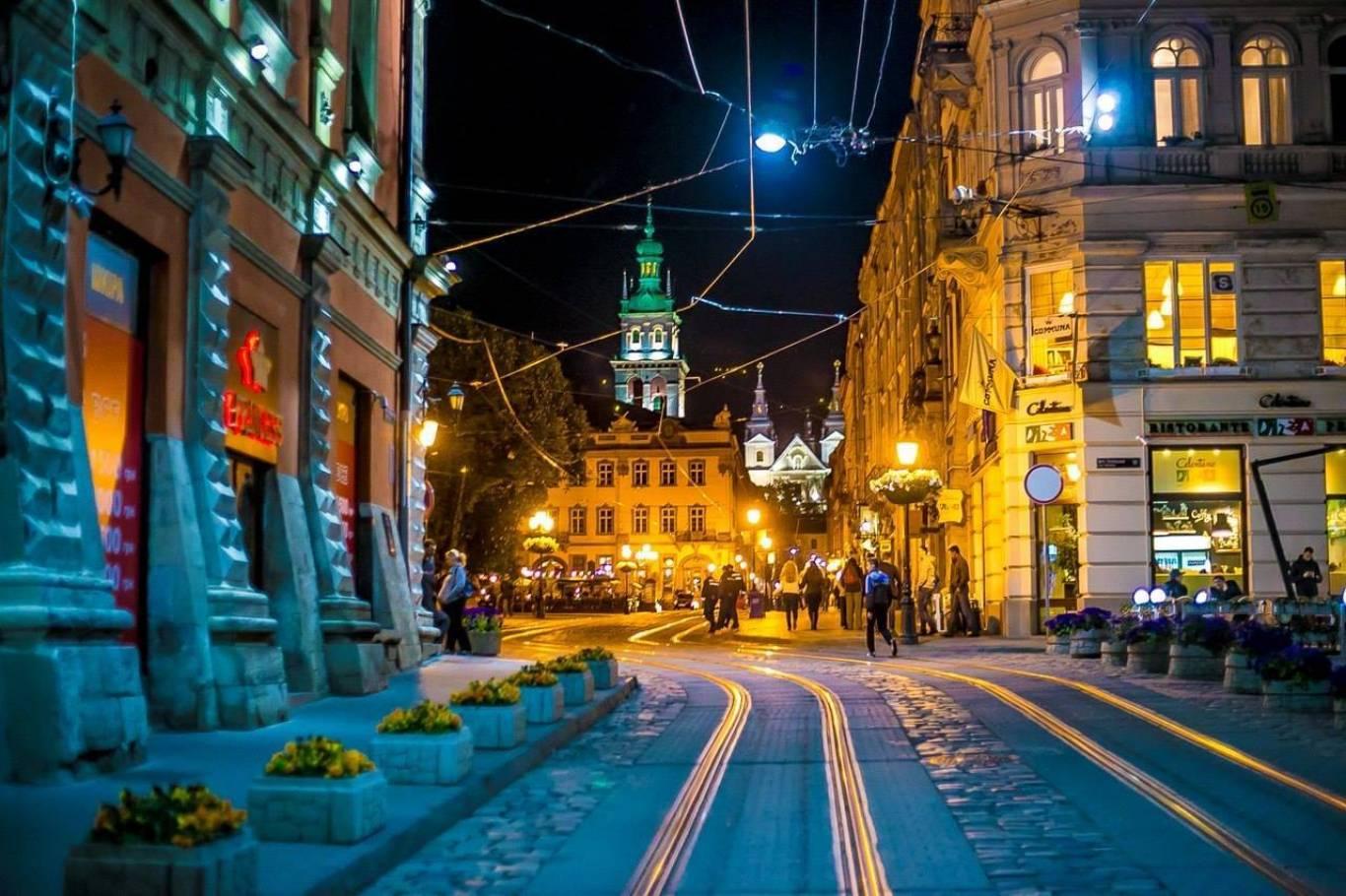Фестиваль шоколаду у Львові