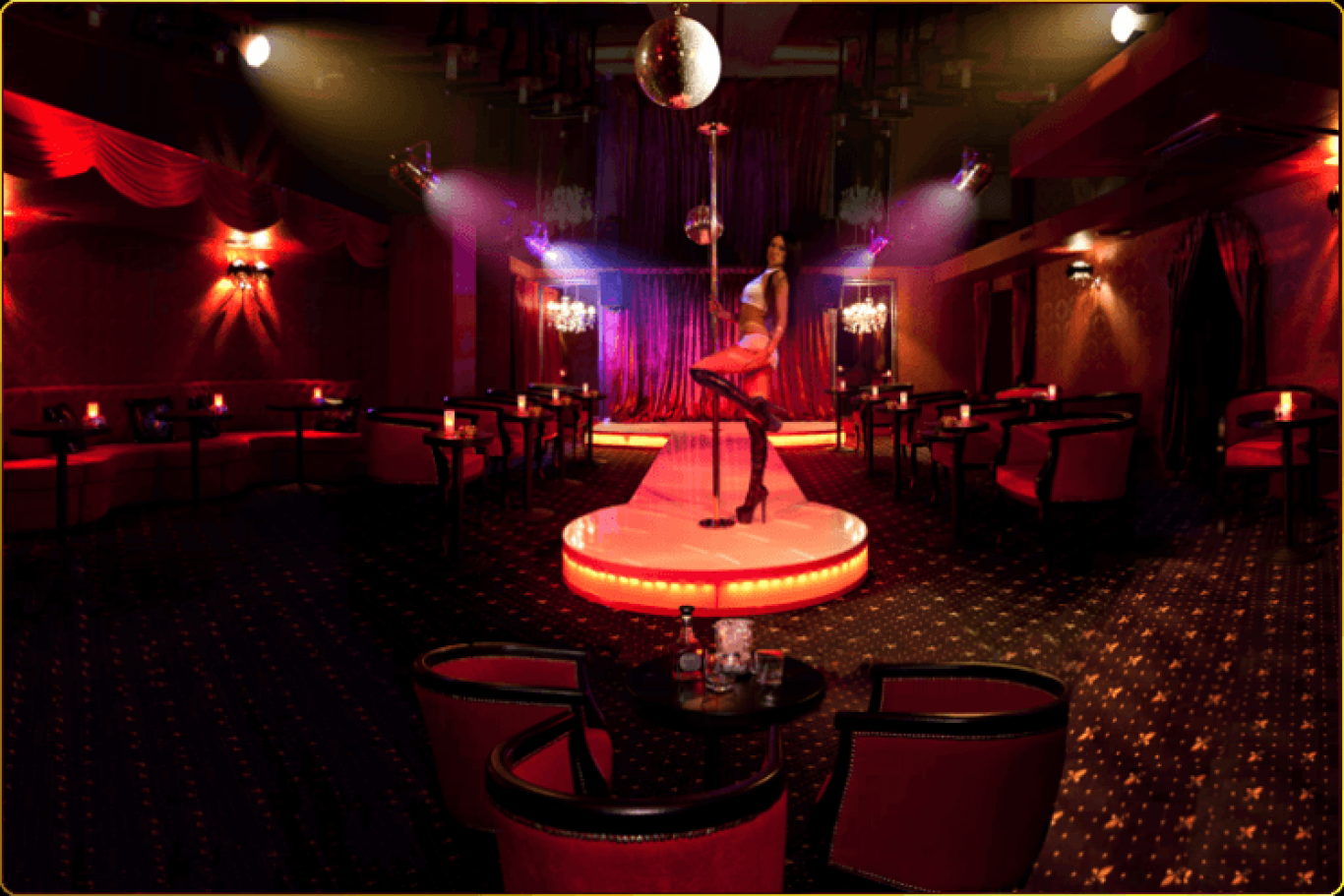 Отдых в Flirt De Luxe Strip Bar