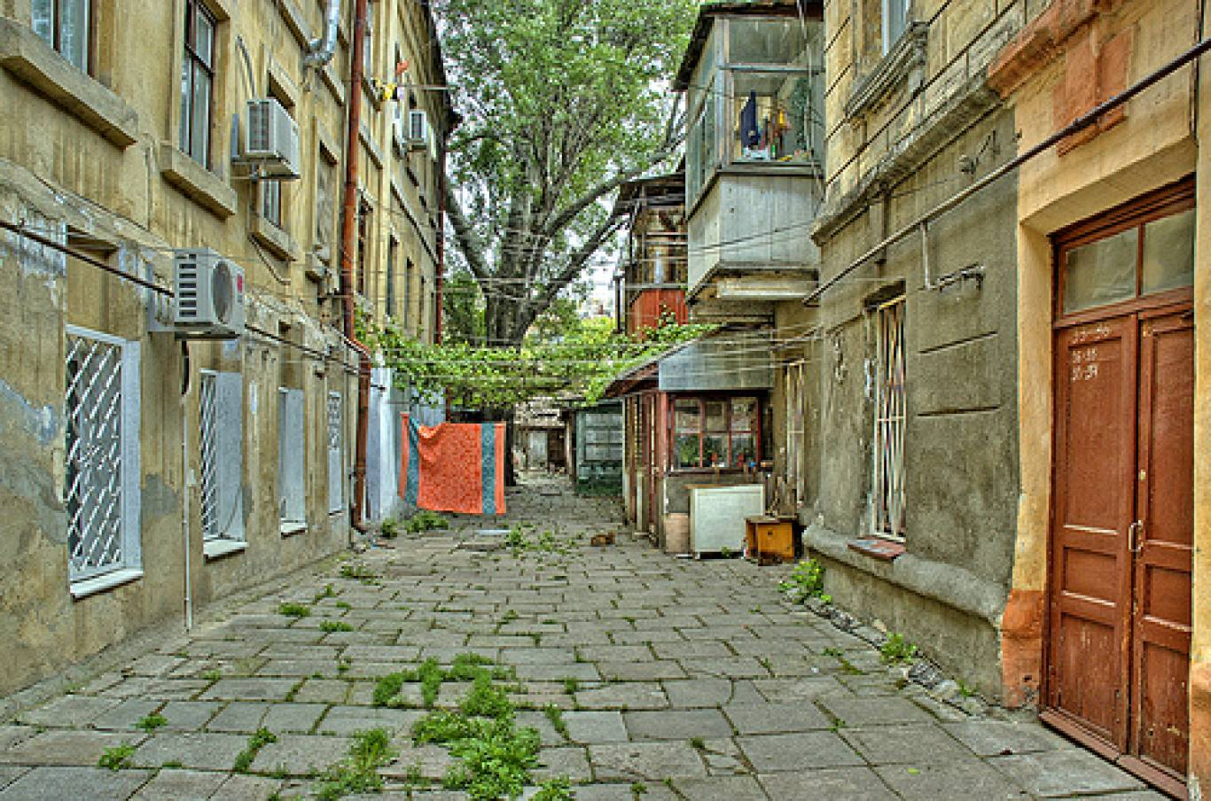 Колоритная Молдаванка