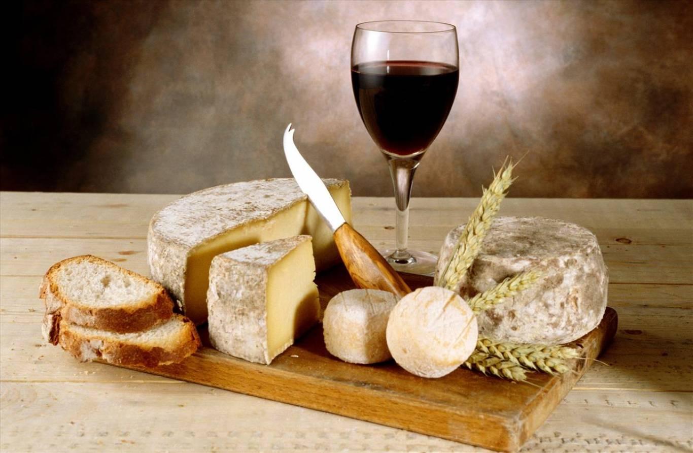 Праздник Вина и Сыра