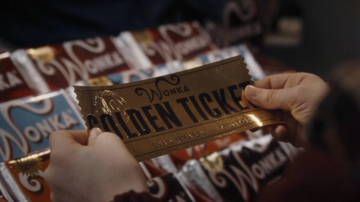 Мюзикл «Чарли и шоколадная фабрика»