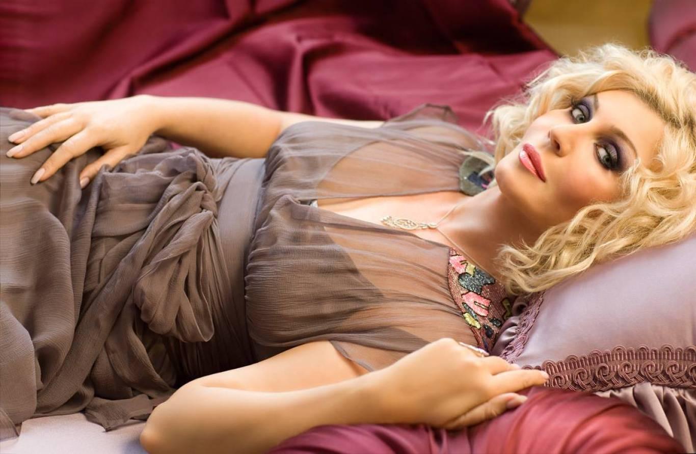 Ірина Білик 12 березня у Вінниці. Тур Без гриму. Найкраще. Про кохання