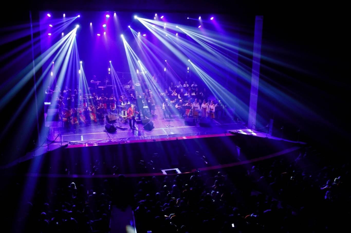 Концерт Олег Скрипка с оркестром НАОНИ