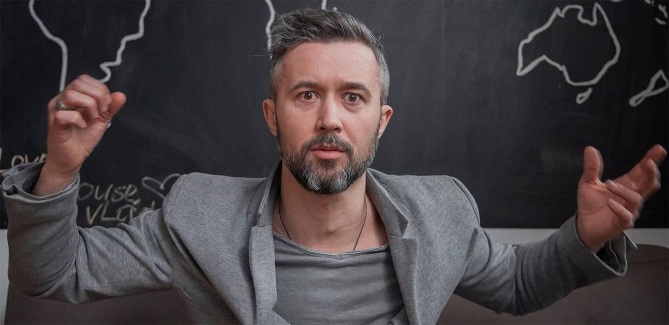 Сергій Бабкін у Вінниці