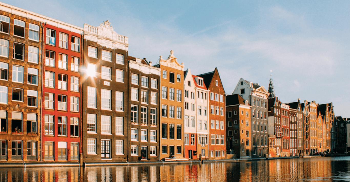 Незабутній Амстердам + парк квітів Кекенхоф