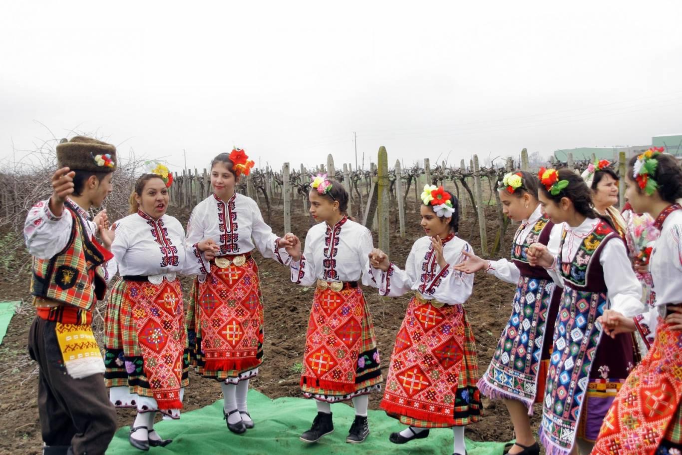Бессарабский фестиваль «Трифон Зарезáн»