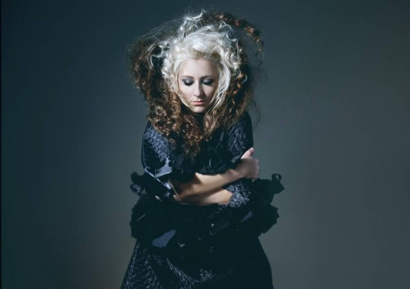 Vivienne Mort - презентація альбому Досвід