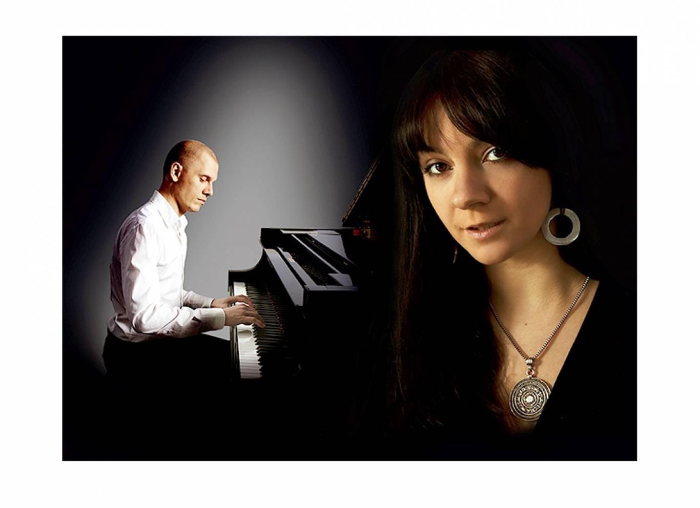 Концерт Павел Игнатьев и Катико Пурцеладзе