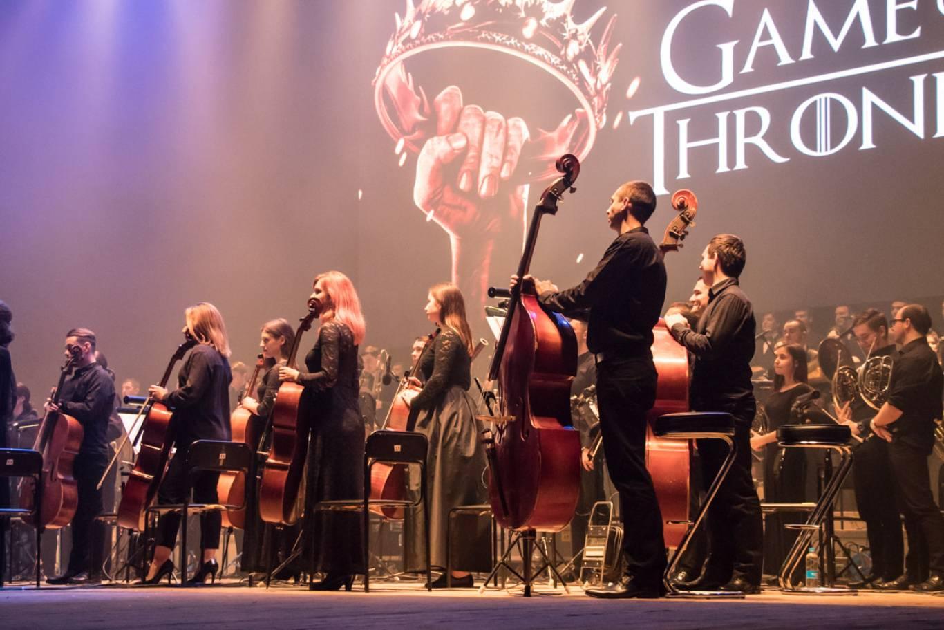 Игра престолов 2 Симфоническое шоу