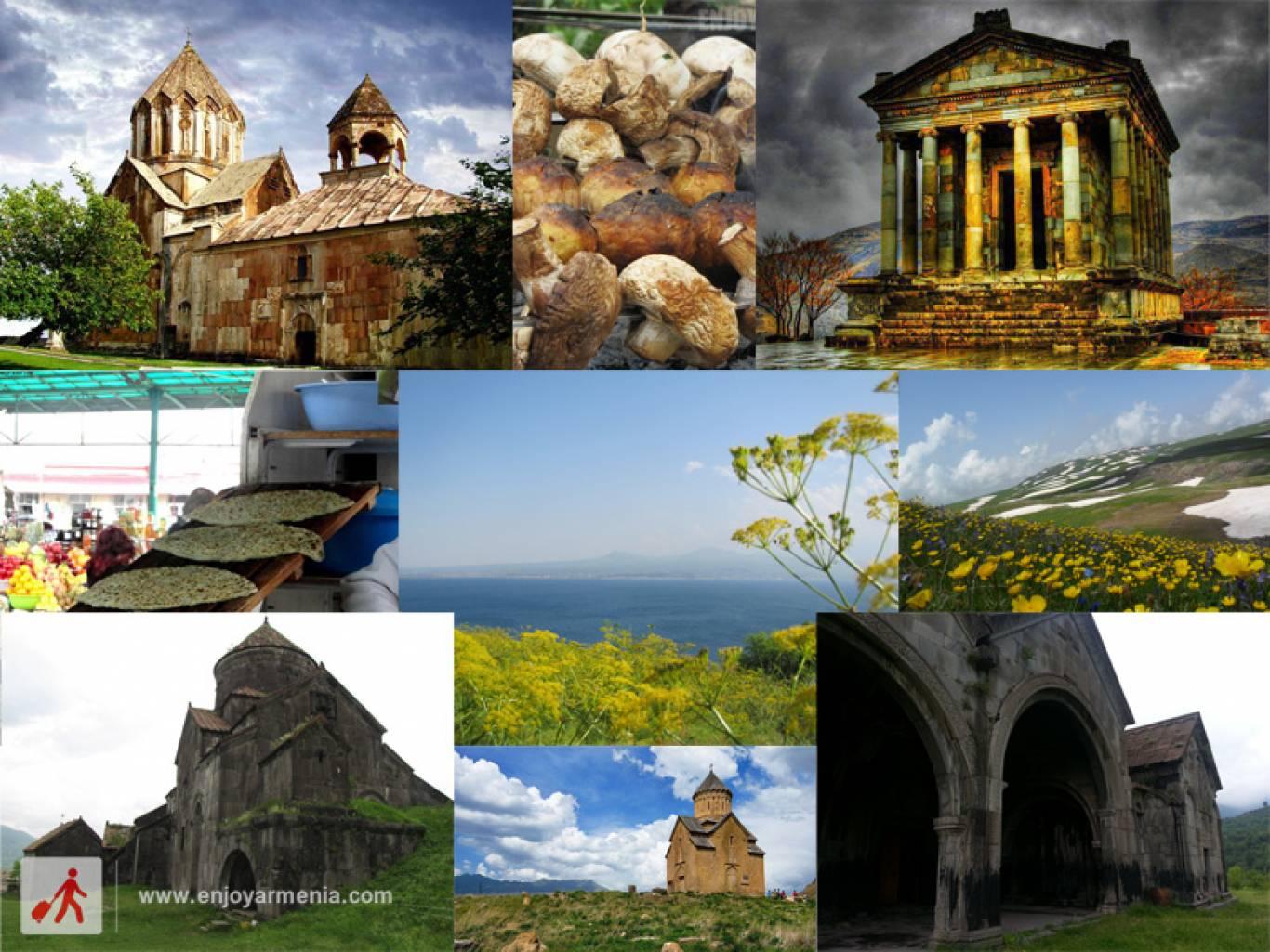 В Армения на минутку - путешествие
