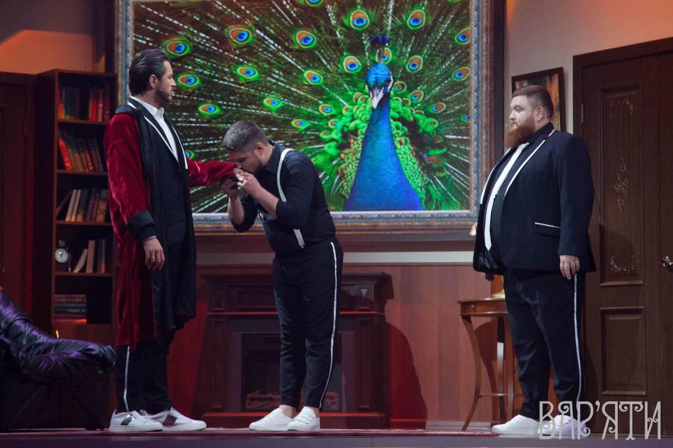 Вар'яти шоу у Хмельницькому