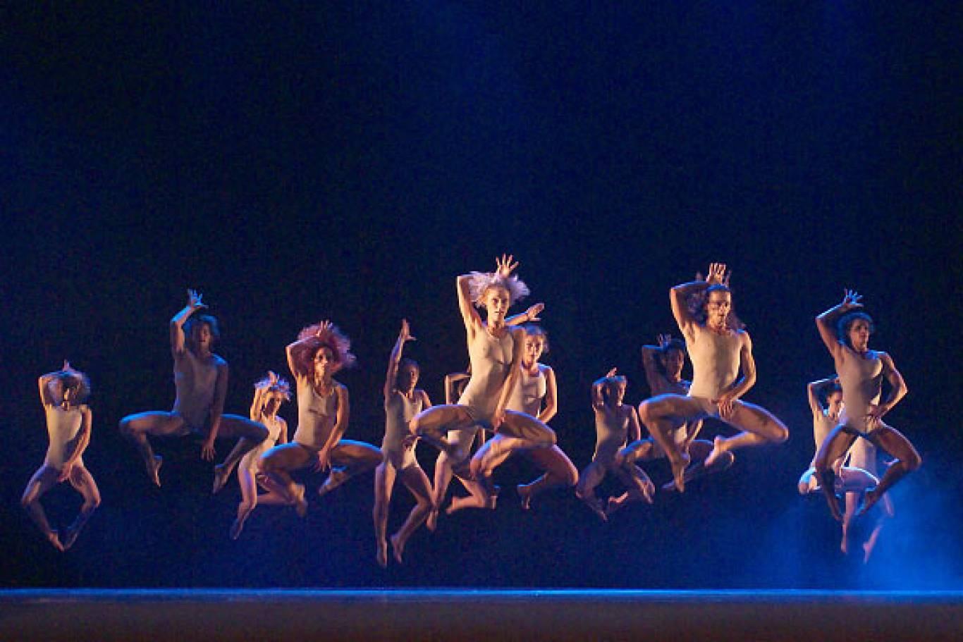«Болеро», «Дождь» Фестиваль Киев Модерн-балет