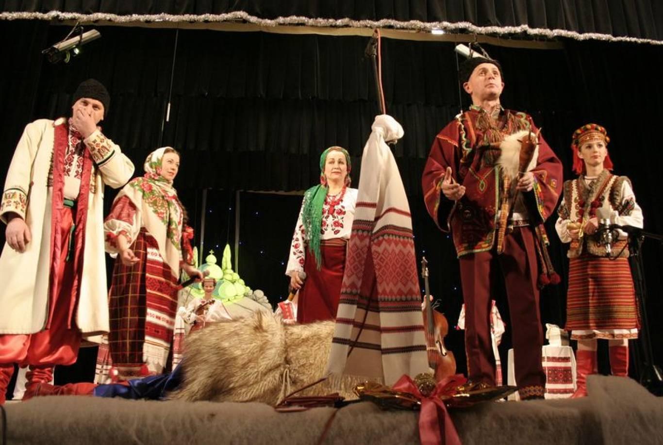 Концертна програма ансамблю «Візерунок»