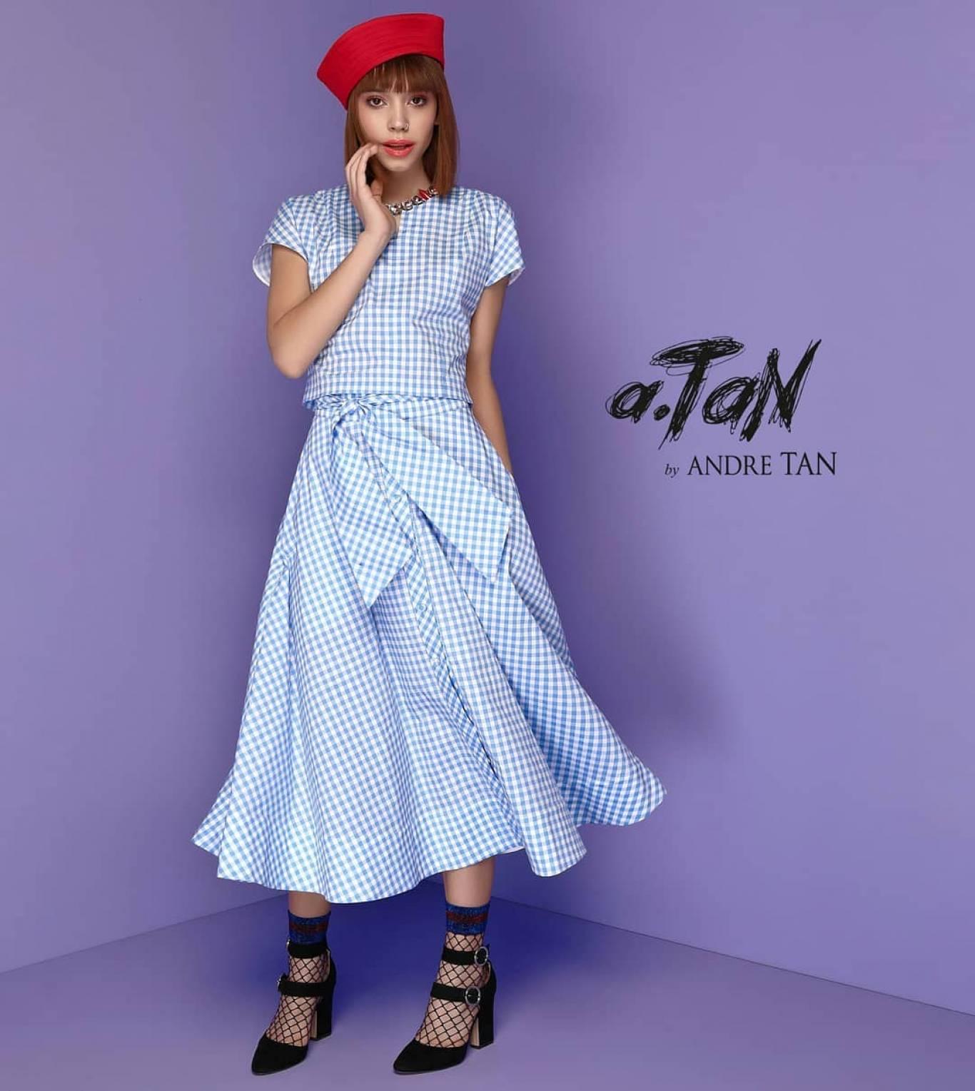 Відкриття магазину А.TaN by Andre Tan