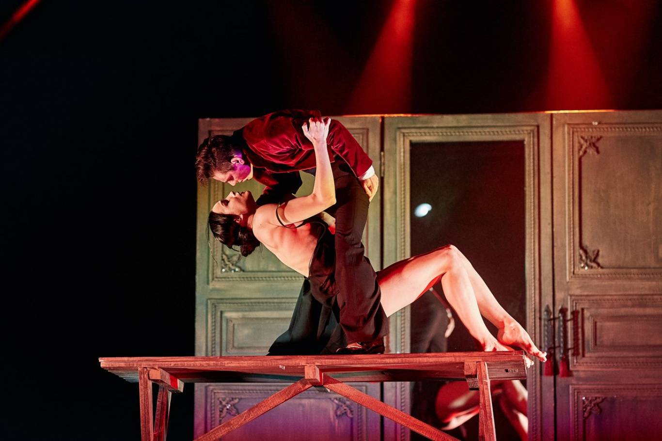 Freedom Ballet Танцевальный спектакль «Шкаф»